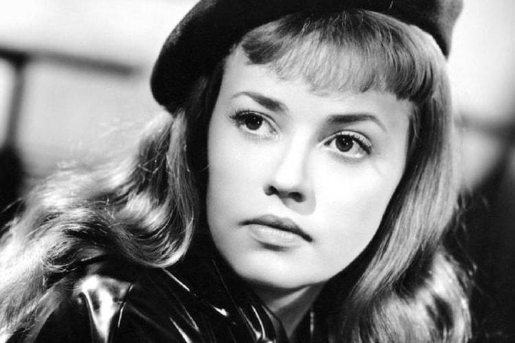 Jeanne Moreau : hommage à une icône beauté du cinéma français