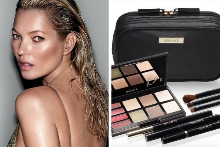 Kate Moss lance sa palette de maquillage