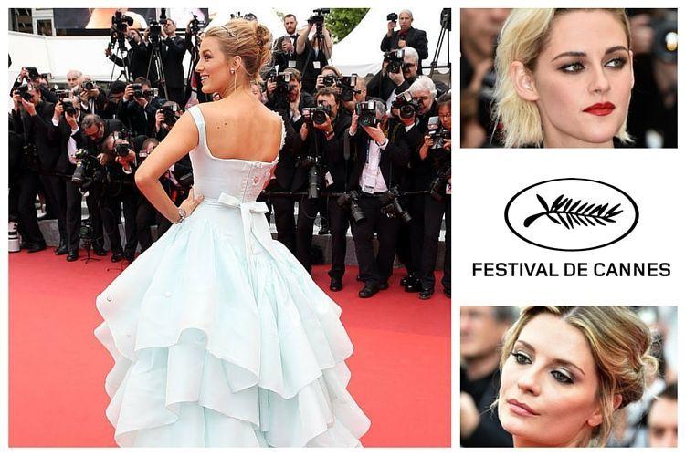 Les 8 meilleurs looks beauté du Festival de Cannes