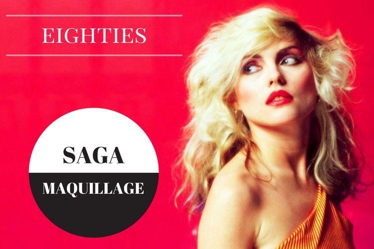 La saga du maquillage : les années 80