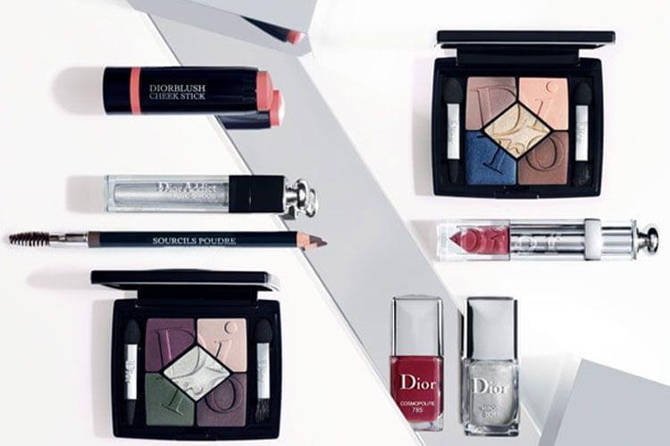 La collection de maquillage Cosmopolite de Dior pour l'automne
