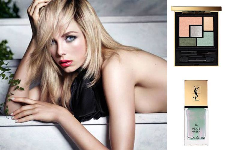 La collection de maquillage Yves Saint Laurent pour le printemps 2016