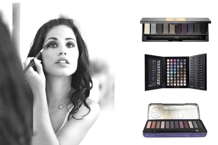 Les Meilleures Palettes De Maquillage