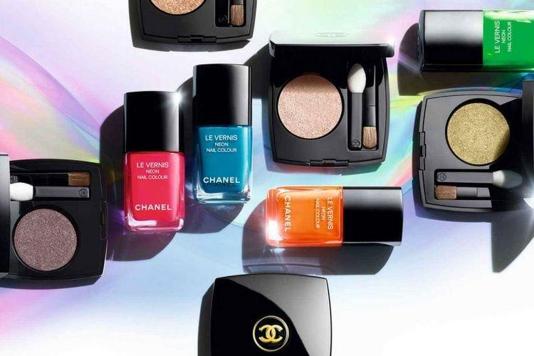 Neon Wave : la collection capsule signée Chanel
