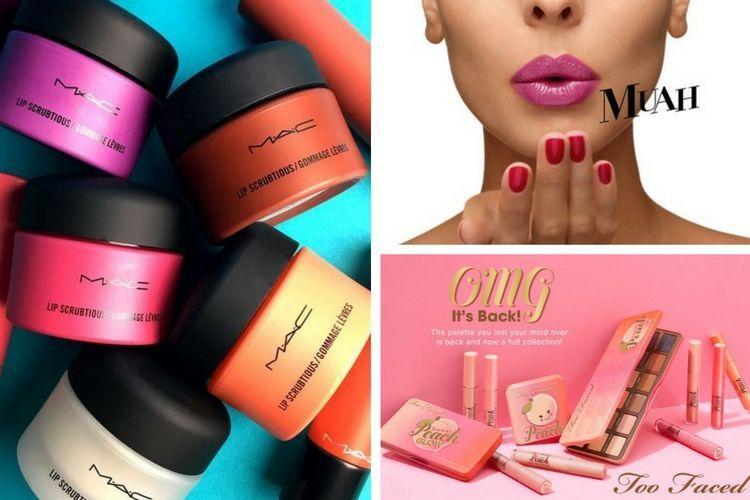 Les nouveautés maquillage à shopper en 2017
