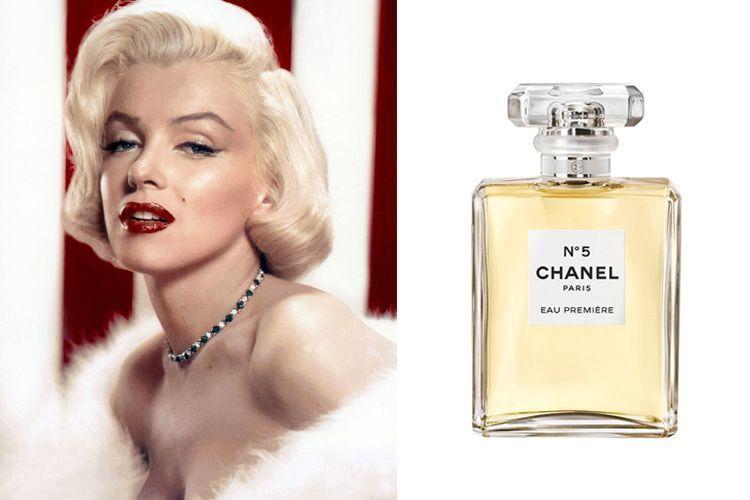 Les parfums préférés des stars
