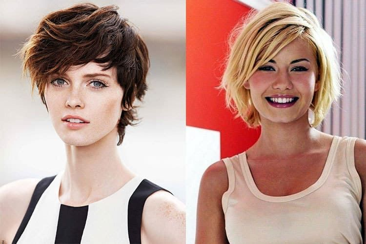 Les plus jolies coupes pour des cheveux courts