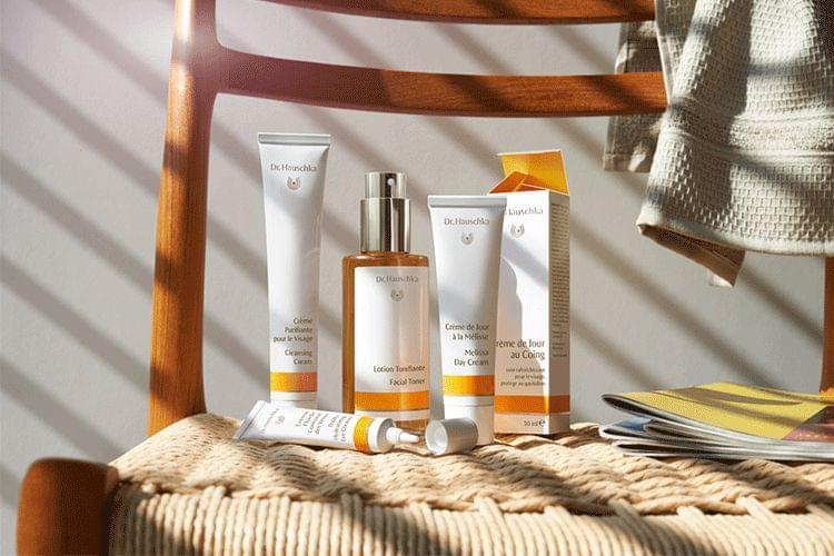 Prendre soin de sa peau avec les cosmétiques Dr. Hauschka