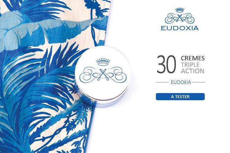 30 Crèmes Triple Action Eudoxia à tester