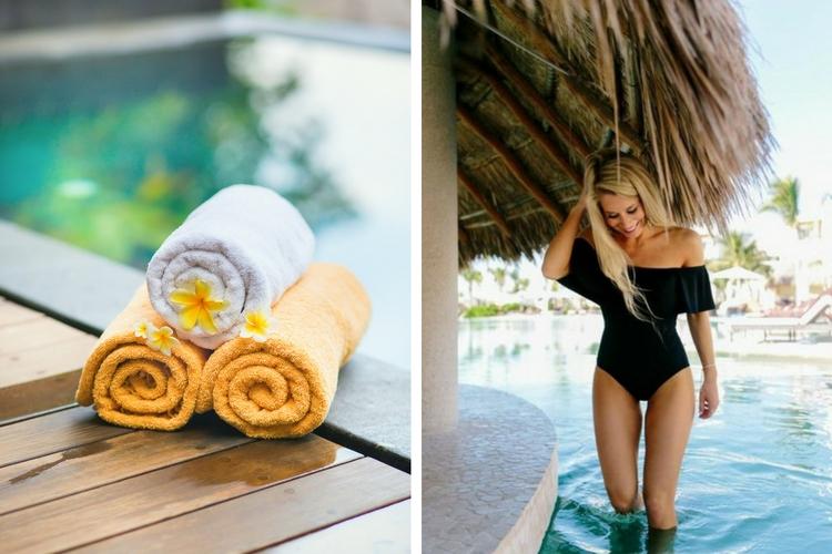 Beauty crush : 5 produits de beauté à amener au bord de la piscine !