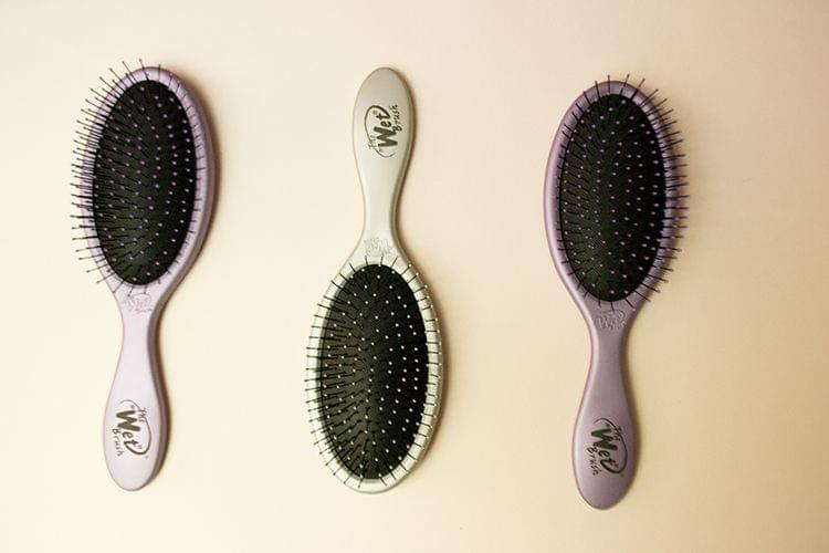15 Wet Brush Detangle Hairbrush de The Wet Brush à tester