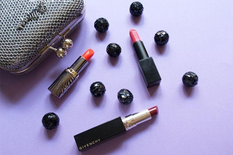 3 rouges à lèvres indestructibles pour les fêtes