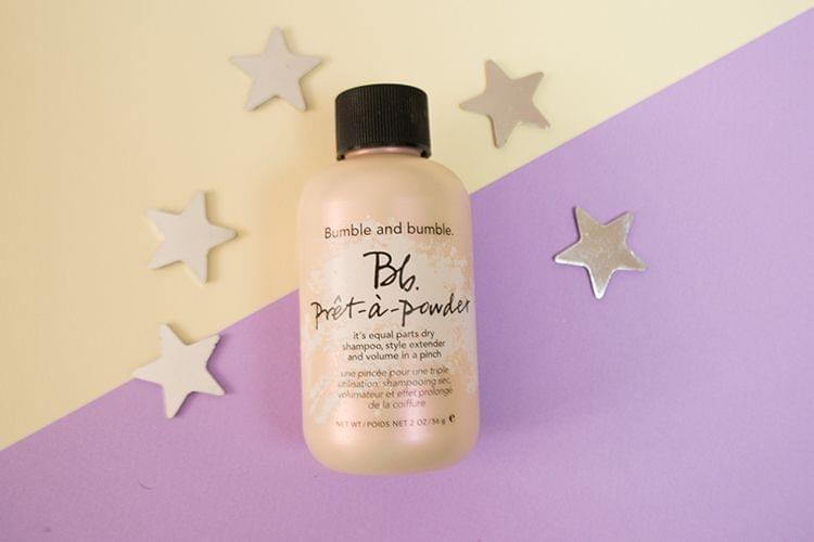 La BB Prêt à powder de Bumble and Bumble, une poudre magique