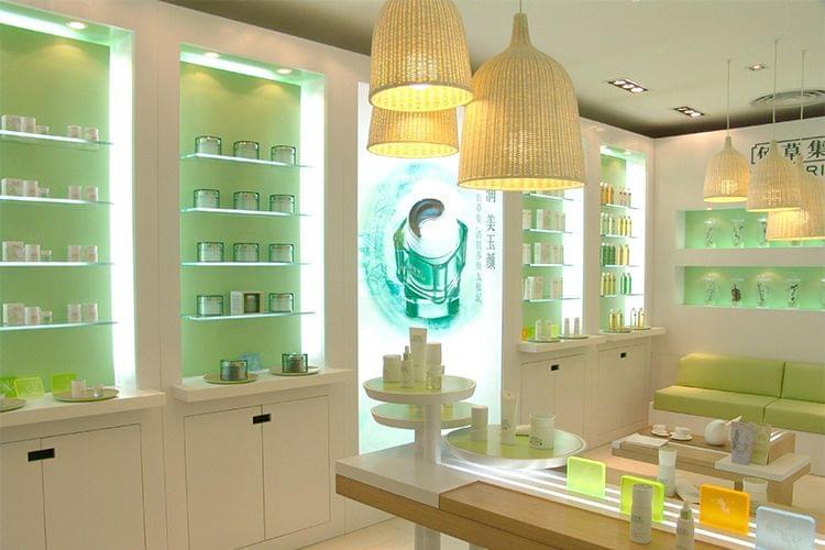 La première boutique Herborist ouvre à Paris