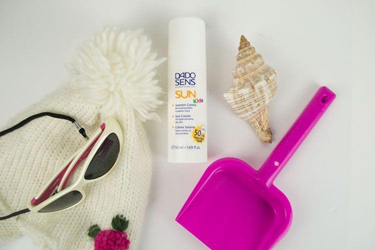 La Crème Solaire Kids de Dado Sens protège les enfants à la montagne et à la mer : 5 produits à tester