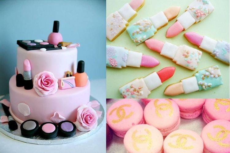 Makeup cake ou comment allier gourmandise et beauté