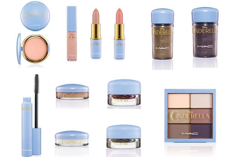 Un maquillage de princesse avec la collection Mac x Cinderella pour la sortie du film Cendrillon