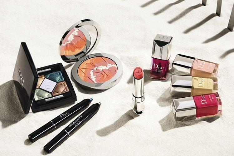 La collection de maquillage Tie and Dye de Dior pour l'été 2015