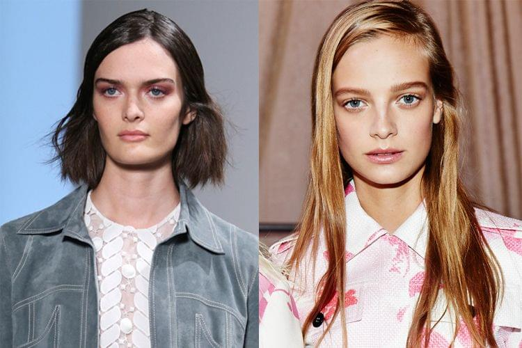 Inspiration NYC Fashion Week pour 3 maquillages des yeux