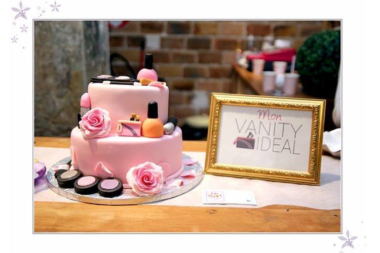 Une Vanities Party au Nail Club pour le lancement de Mon Vanity Idéal