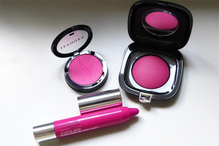 Color crush : la vie en rose ! Maquillage du printemps 2014