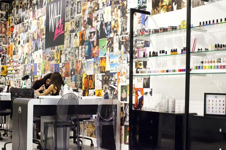 Le salon culte de Londres : WAH nails
