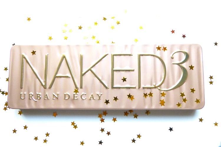 Mise en ligne du site Trustbeauty, 3 palette Naked3 d'Urban Decay à gagner !
