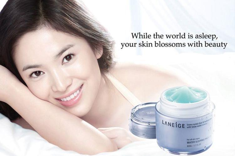 Sleeping Crème: la nouveauté soin du visage venue d'Asie
