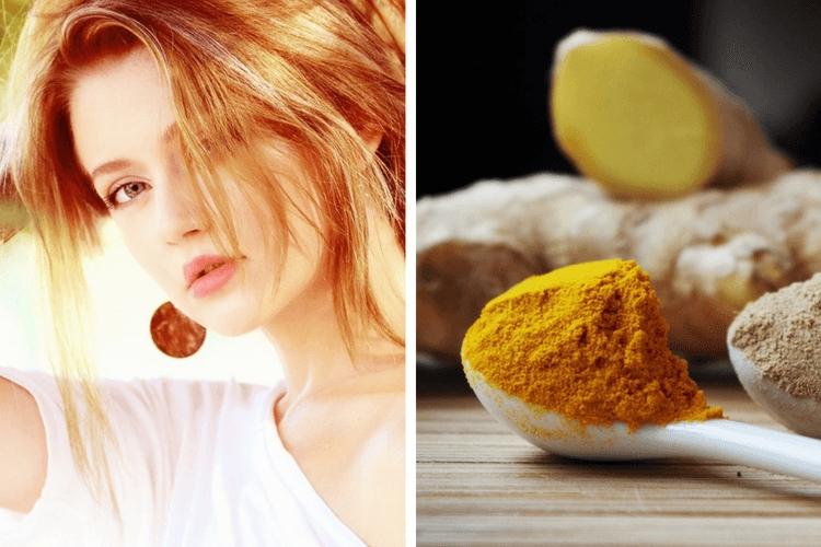 Curcuma: les bienfaits pour la peau et les cheveux