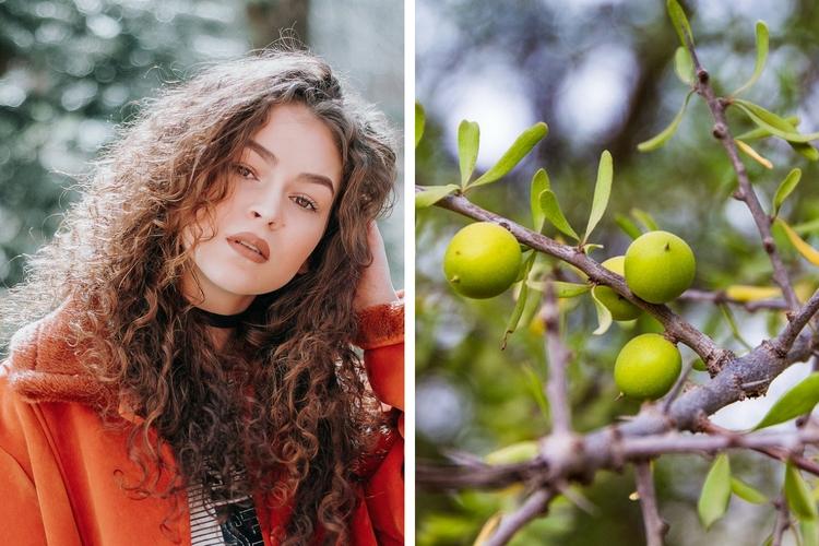 L'huile d'argan pour une peau et des cheveux sublimes