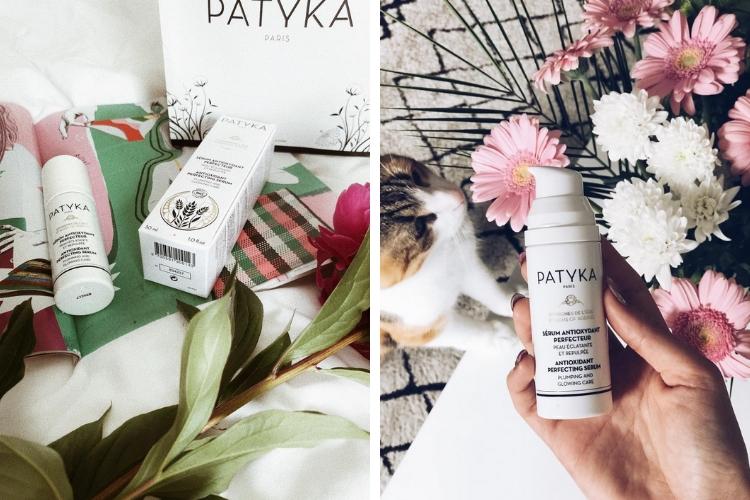 Les avis des Vanities sur le Sérum Antioxydant Perfecteur de Patyka