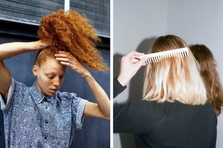 Cheveux secs : masque et soin pour les réparer