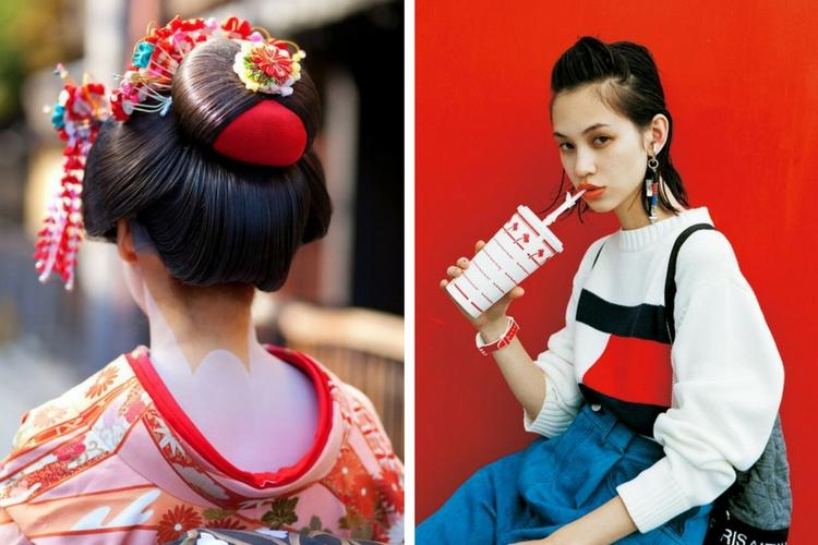 Coiffure japonaise : entre tradition et modernité