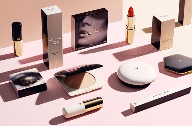 H&M Beauty : H&M dévoile sa ligne de cosmétiques