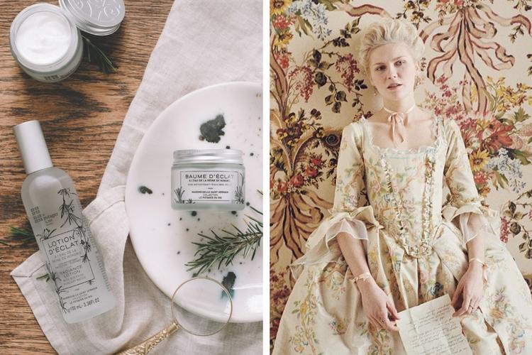 Mademoiselle Saint Germain : La marque de soins qui sent bon le printemps