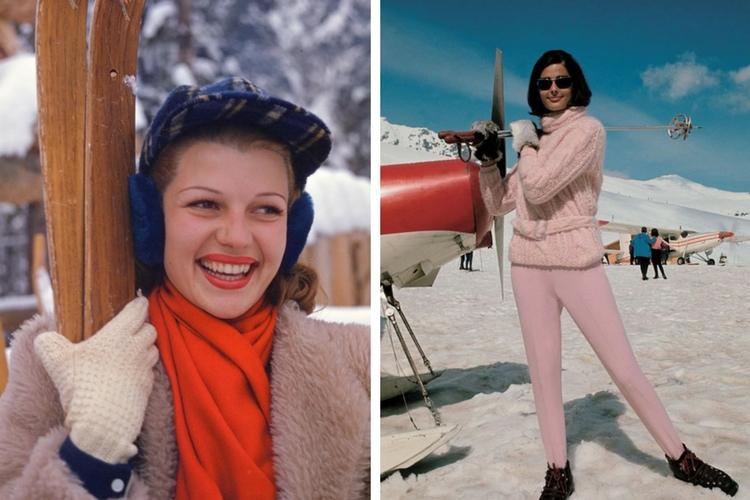 Votre Vanity pour être belle au ski