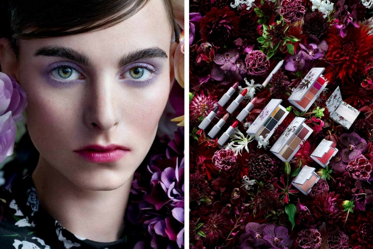 Strange Flowers : la collab' Make-up NARS x ERDEM
