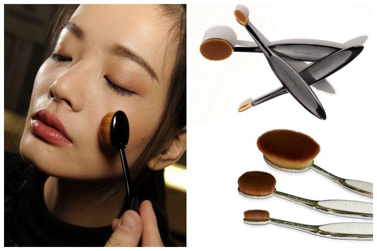 Insolite : découvrez les pinceaux de maquillage nouvelle génération