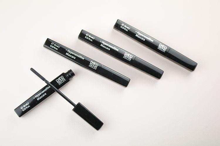 10 Mascara Hypersensitive de Dado Sens à tester