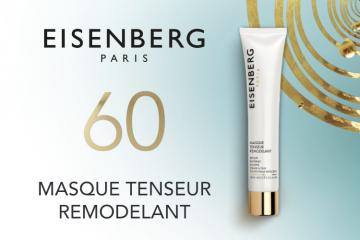 60 Masque Tenseur Remodelant EISENBERG à tester
