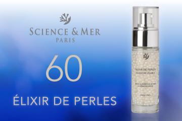 60 Elixir de Perles de Science & Mer à tester
