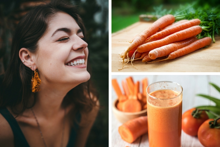 La carotte, ce légume qui donne bonne mine !