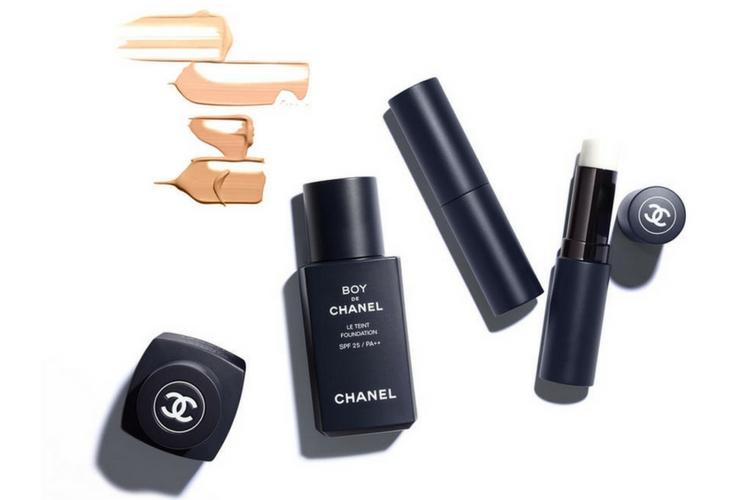 Boy de Chanel : la marque se lance dans le maquillage pour hommes