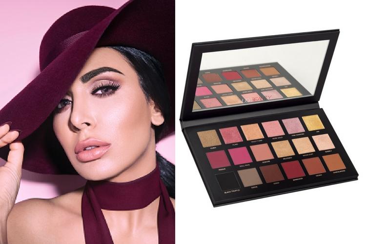 Huda Beauty : les palettes de maquillage à shopper !
