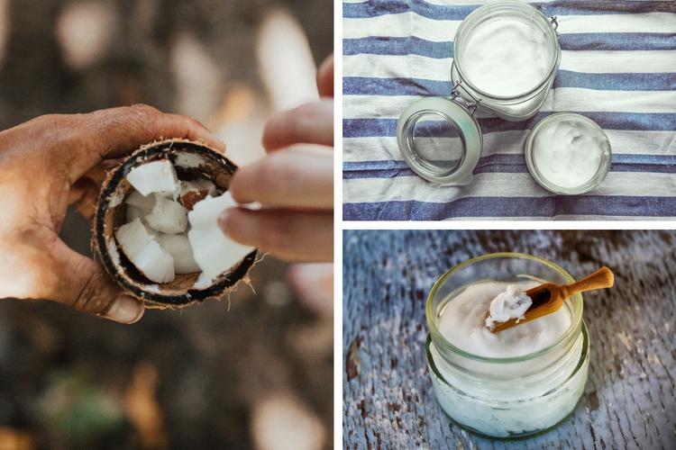 L'huile de coco : un produit multi-usage !