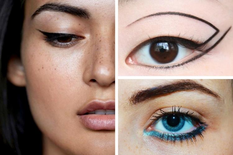 Quel trait d'eye-liner selon la forme de mes yeux ?