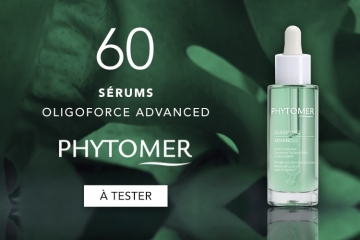 60 Sérums OLIGOFORCE ADVANCED de Phytomer à tester
