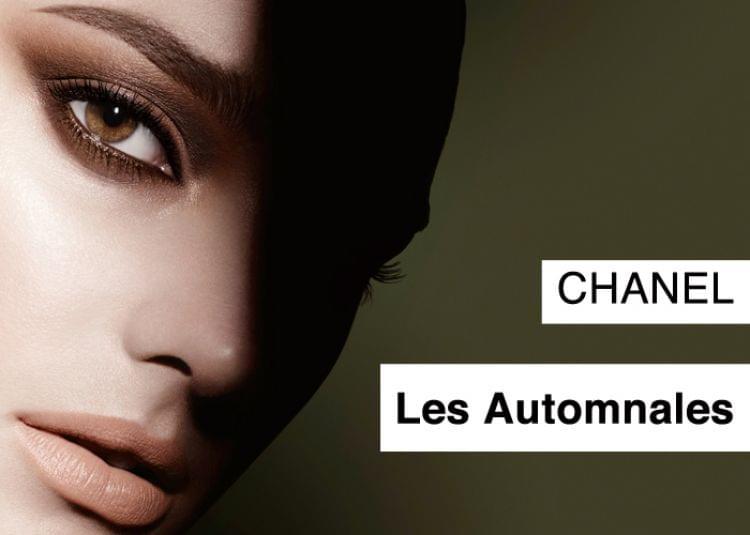 Maquillage : Les Automnales de Chanel pour l'automne 2015