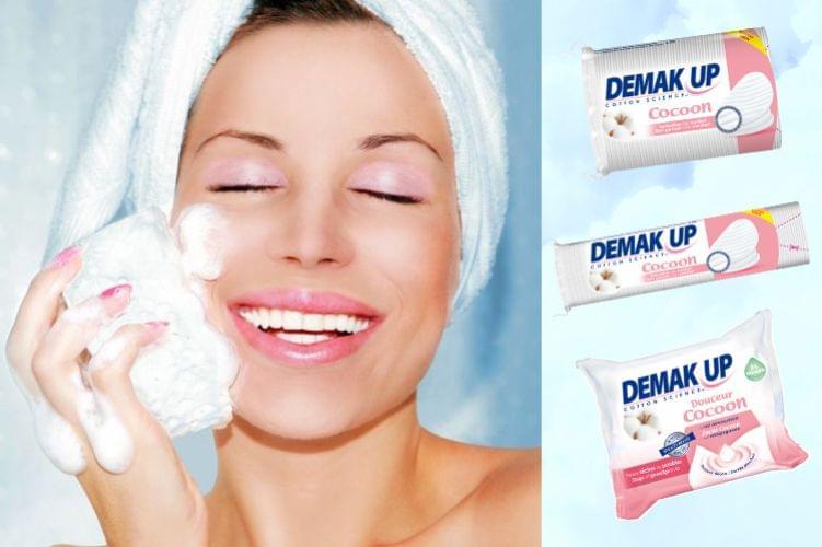 La nouvelle gamme de démaquillants Cocoon par Demak'Up
