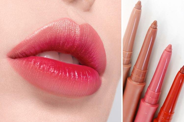 Maquillage : les 5 plus beaux ombrés lips